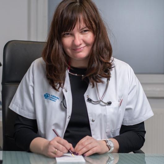 Obrazek Dr n. med. Monika Dzierżak-Mietła